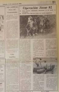 Recorte Levante-EMV de 1982